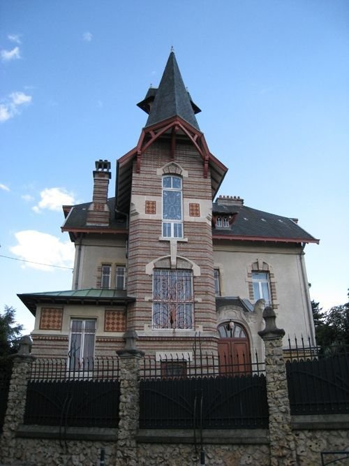 Ville de Nancy - Rue Colonel Renard