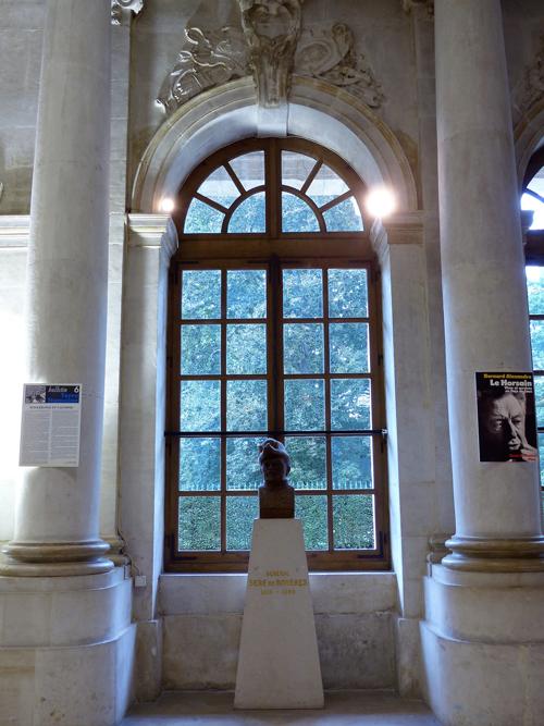 Ville de Nancy - Buste au Palais du Gouverneur