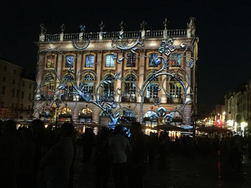 Ville de Nancy - Batiments de lumières