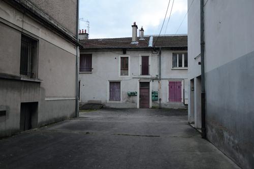 Ville de Nancy - Rue de Laxou