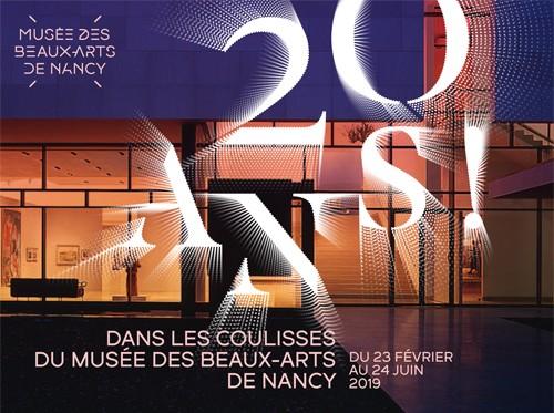Ville de  Nancy - Dans les coulisses du musée des Beaux-Arts de Nancy