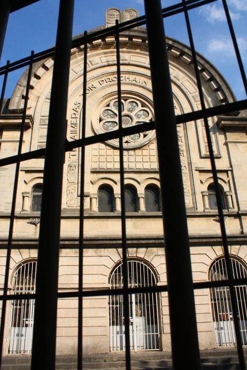 Ville de Nancy - Synagogue