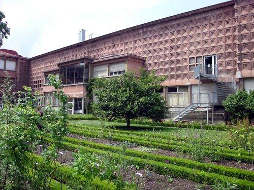 Ville de Nancy - Jardin Godron