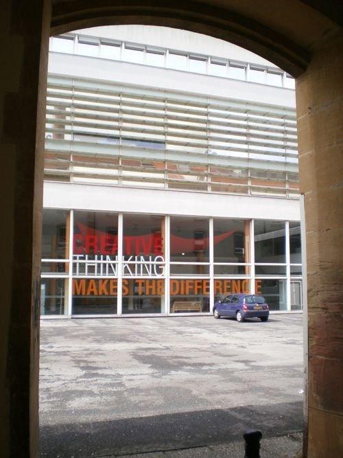 Ville de Nancy - Cours de l'ICN