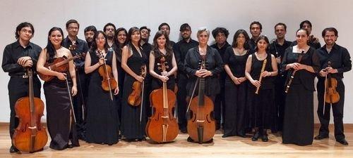 Ville de Nancy - Orchestre baroque de Mexico La Partenope