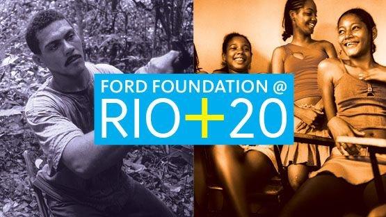 Ford Foundation à Rio +20