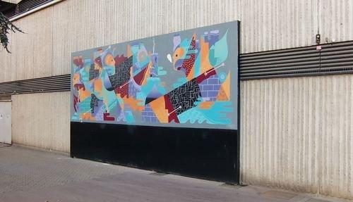 Ville de Nancy - Street Art Le Mur par GoddoG