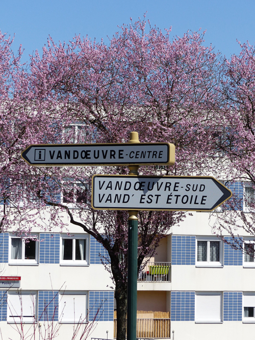 Ville de Vandoeuvre - Toutes directions #GrandNancy