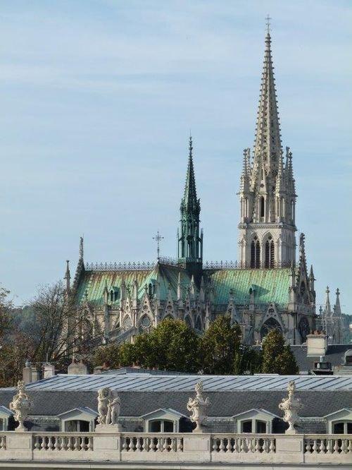 Ville de Nancy - Cathédrale Saint-Epvre