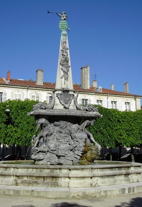 Ville de Nancy - Place de l'Alliance