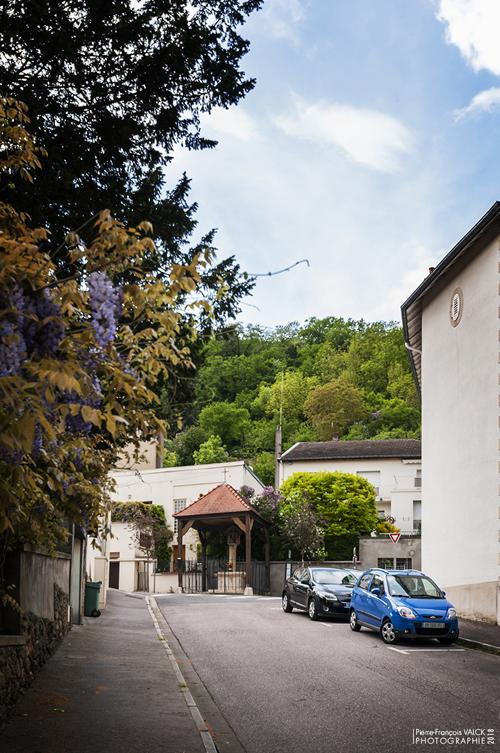 Ville de Nancy - Rue de la Croix Gagnée