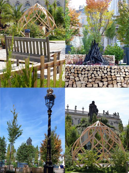 Ville de Nancy - Mosaïque #JardinEphemere