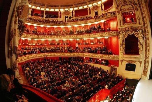 Ville de Nancy - Salle de l'Opéra national de Lorraine