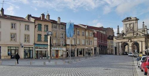 Ville de Nancy - Place des Vosges
