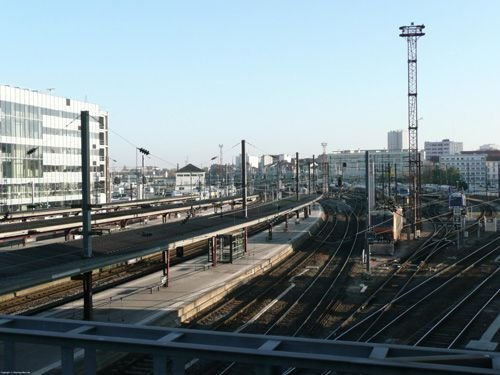 Ville de Nancy - Gare de Nancy