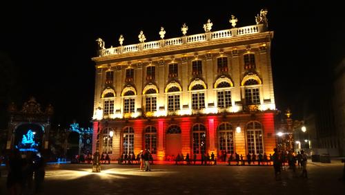 Ville de Nancy - Souvenir d'été 2018