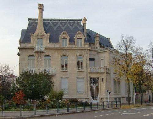 Ville de Nancy Place Carnot