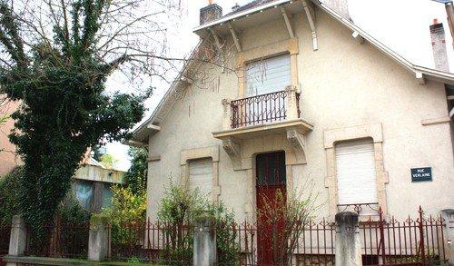 Ville de Nancy - Rue Paul Verlaine