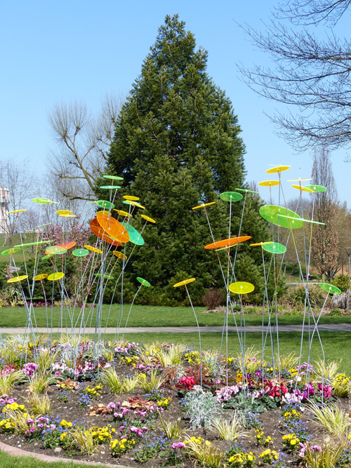 Ville de Vandoeuvre - Parc Richard Pouille #GrandNancy