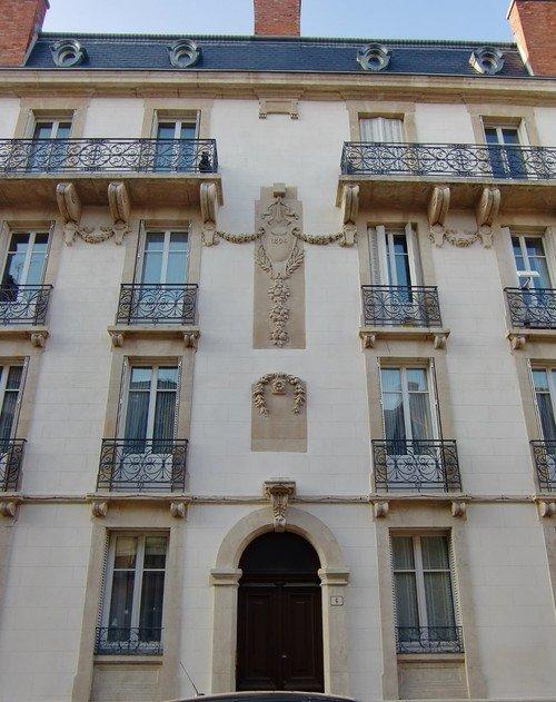 Ville de Nancy - Boulevard Jean-Jaurés