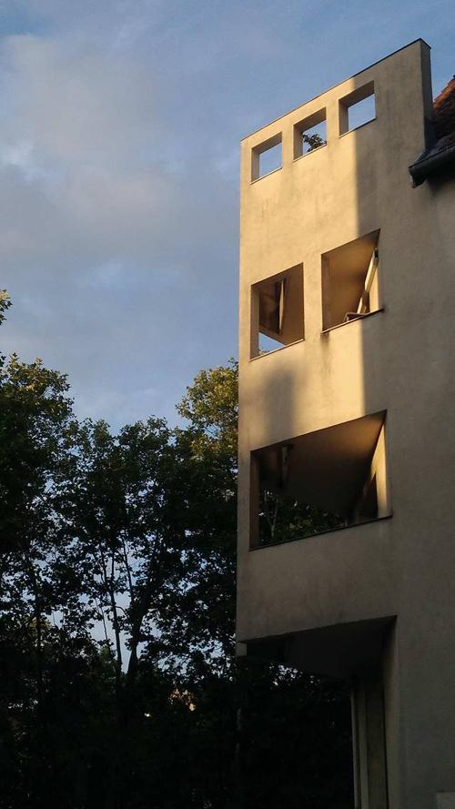Ville de Nancy -  Façade d'immeuble