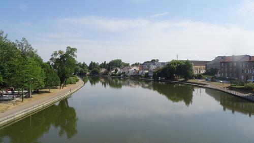 Ville de Nancy - La Meurthe