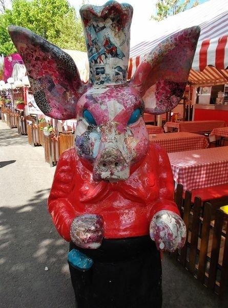 Ville de Nancy - Détails de la Fête forraine de Nancy