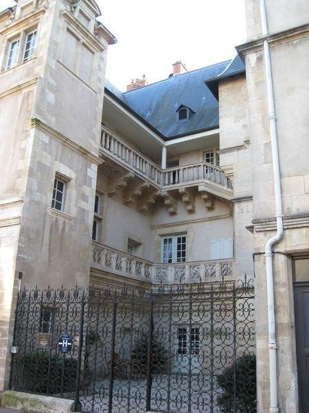 Ville de Nancy - Hôtel d'Haussonville