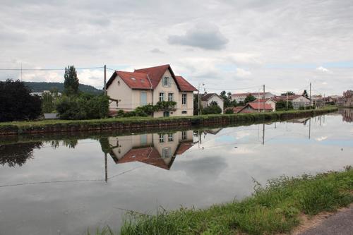 Ville de Nancy - Rue Mollevaut