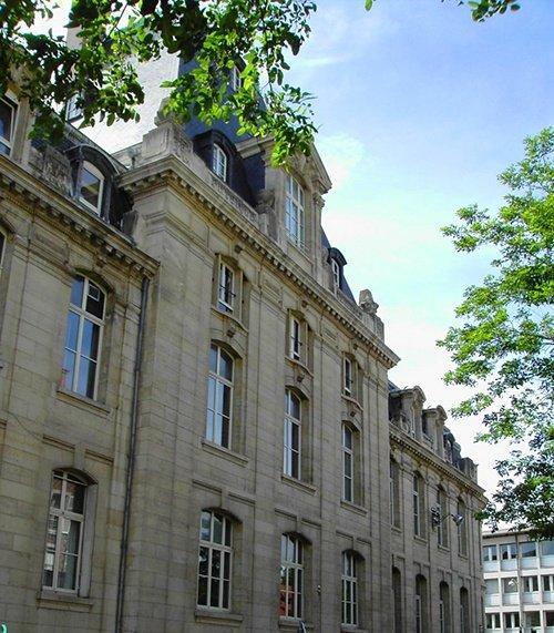 Ville de Nancy -  Institut de Mathématique et de Physique