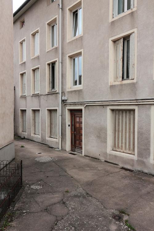 Ville de Nancy - Rue des Tiercelins