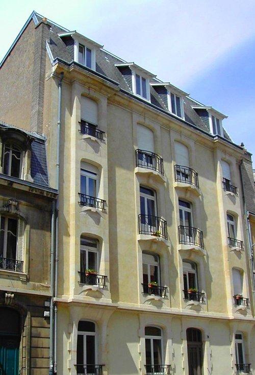 Ville de Nancy - Rue de la république