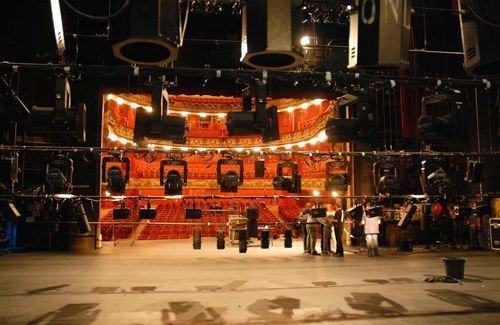 Ville de Nancy - Scène de l'Opéra national de Lorraine