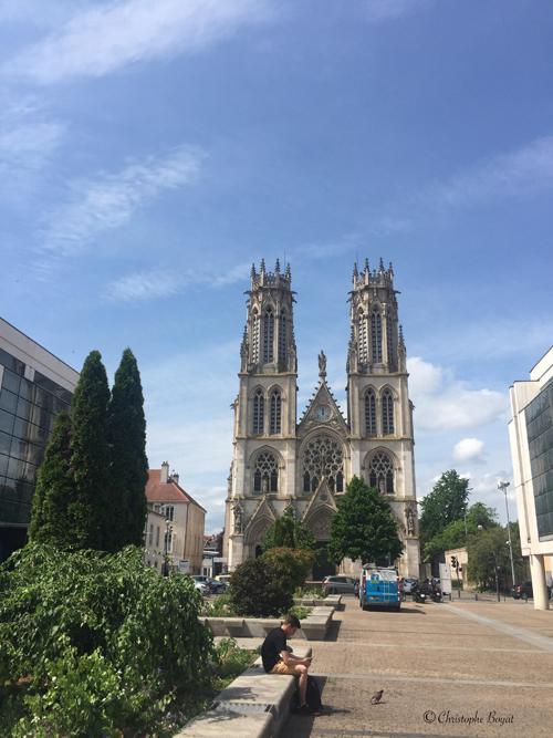 Ville de Nancy - Esplanade Saint Léon