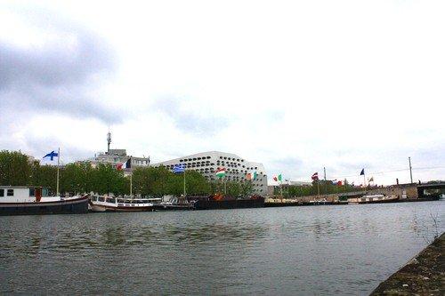 Ville de Nancy - Port fluvial
