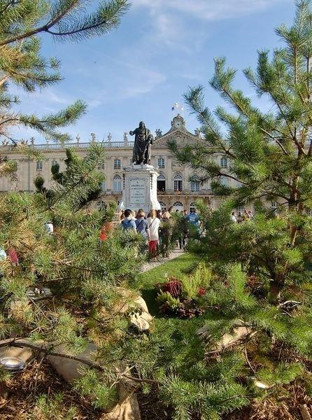 Ville de Nancy - Jardins éphémères