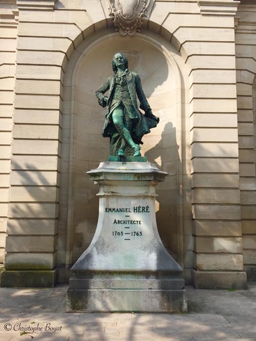 Ville de Nancy - Emmanuel Héré