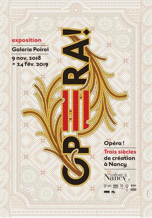 Ville de Nancy - Opéra ! 3 siècles de création à Nancy #opéraNancy100ans