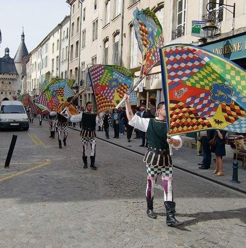 Ville de Nancy - Renaissance Nancy 2013