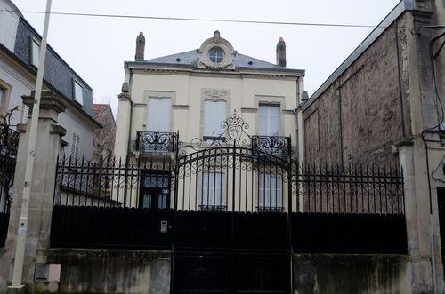 Ville de Nancy - Rue Hermite