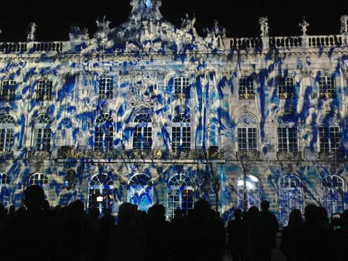 Ville de Nancy - Bleu Place Stanislas