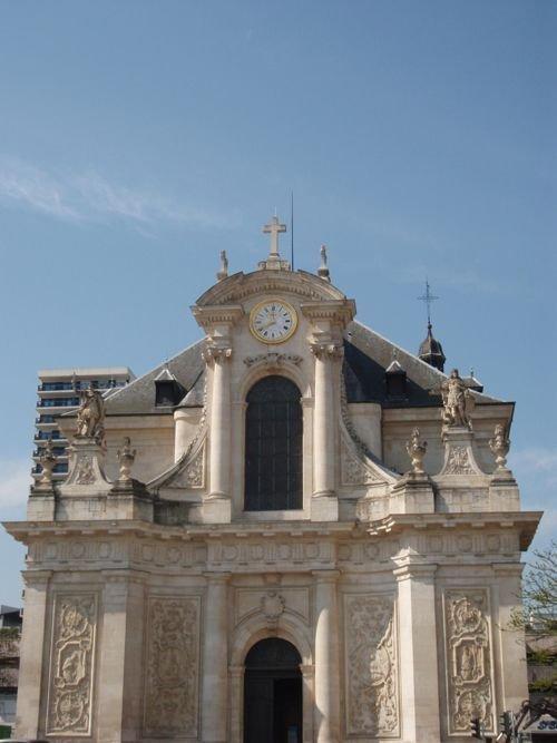 Ville de Nancy Eglise Saint Sébastien