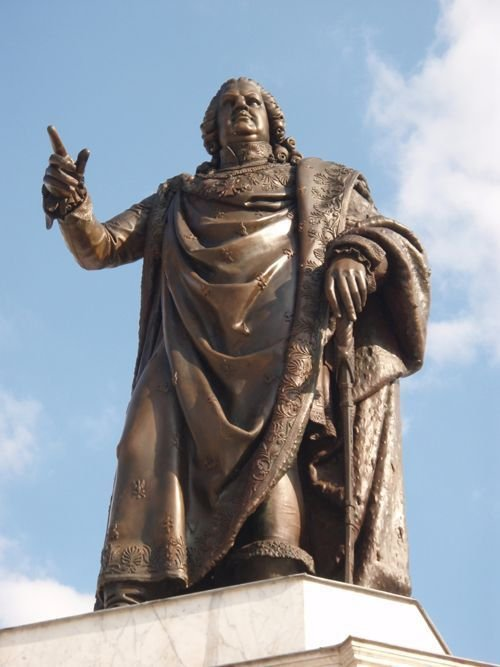 Ville de Nancy Statue de Stanislas