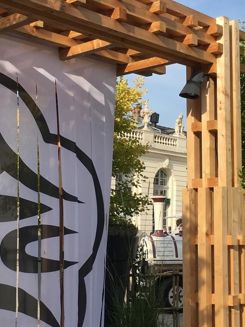 Ville de Nancy - Jardin ephémère 2018