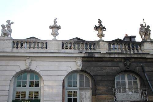 Ville de Nancy - Travaux en cours