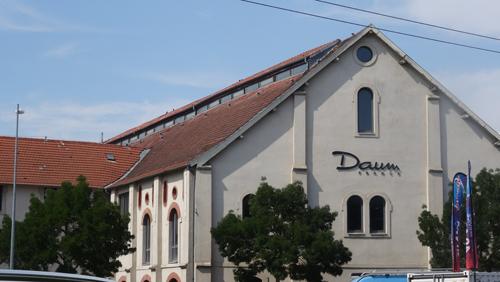 Ville de Nancy - Daum