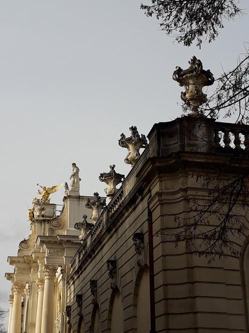 Ville de Nancy - Profil de la Porte Héré
