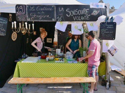 Ville de Nancy - La fête de la soupe