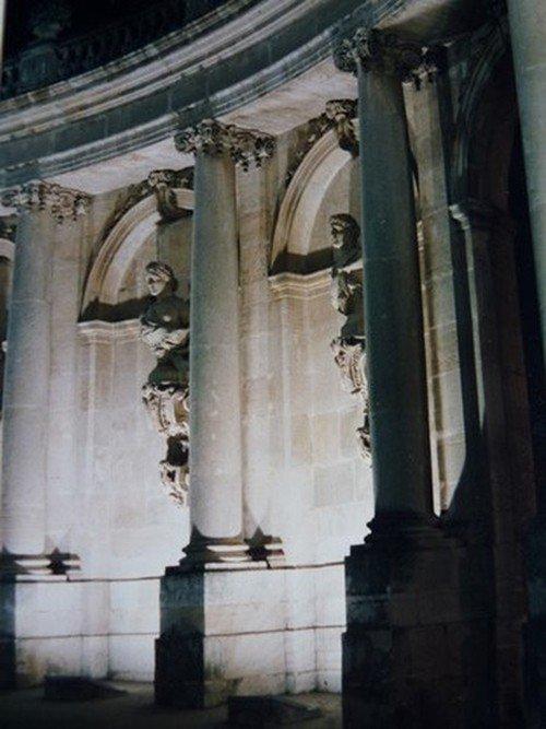 Ville de Nancy - Palais du gouverneur en 1990
