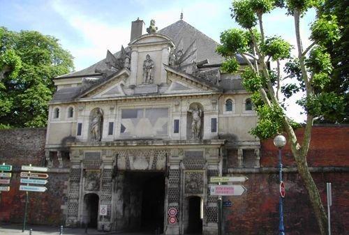 Ville de Nancy Porte de la Citadelle
